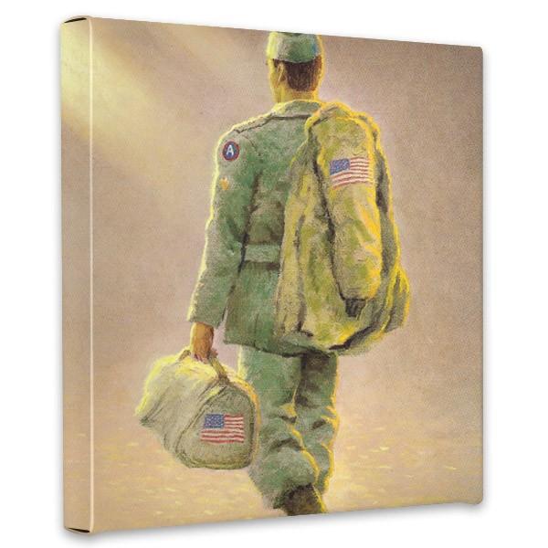 Patriotic Canvas Wraps