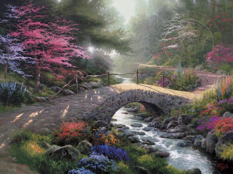 Bridge of Faith Art Choices