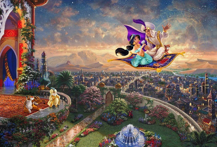 Aladdin Art Choices
