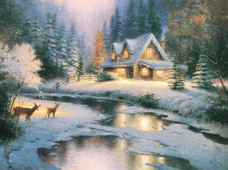 Deer Creek Cottage Art Choices