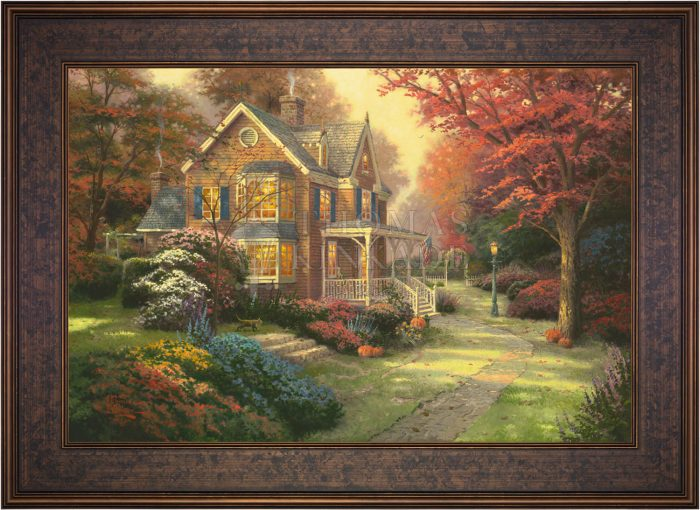 Cottages & Houses Paintings