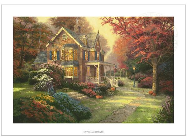 Cottages & Houses Images