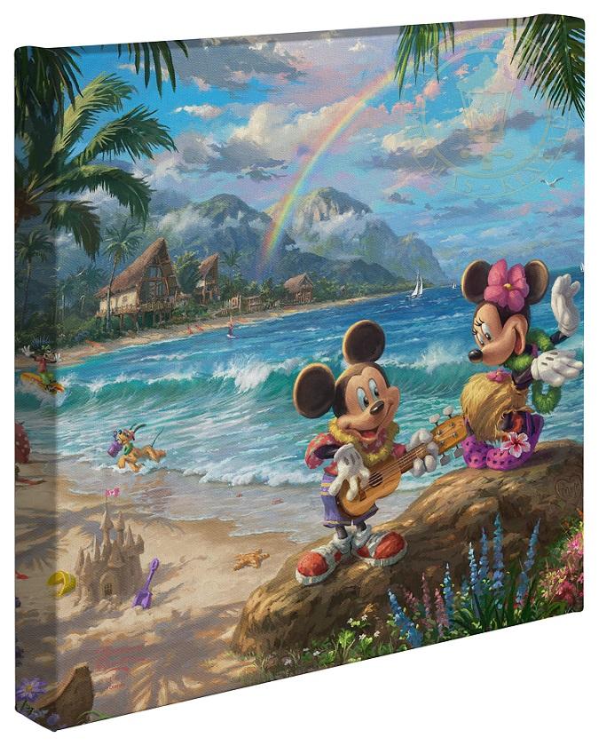 Mickey and Minnie Passport to Adventure Wraps