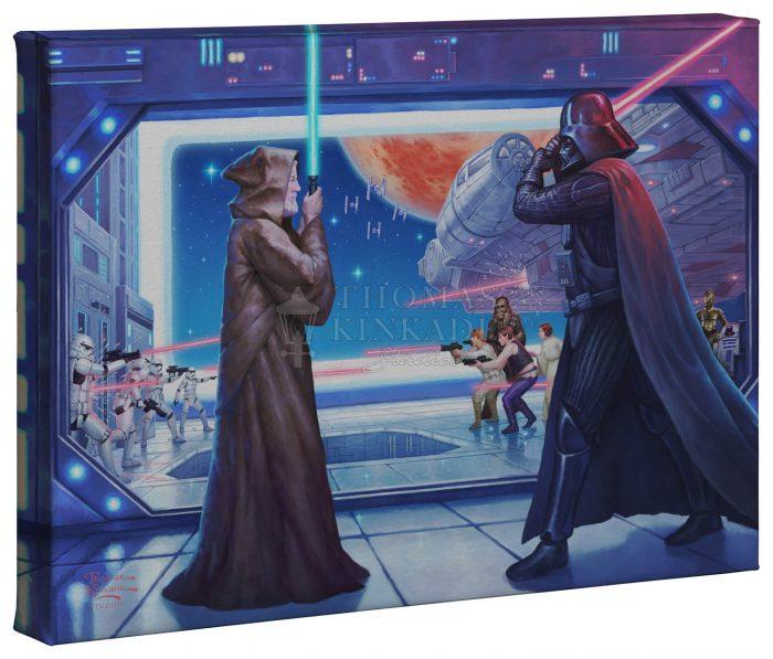 Star Wars Canvas Wraps