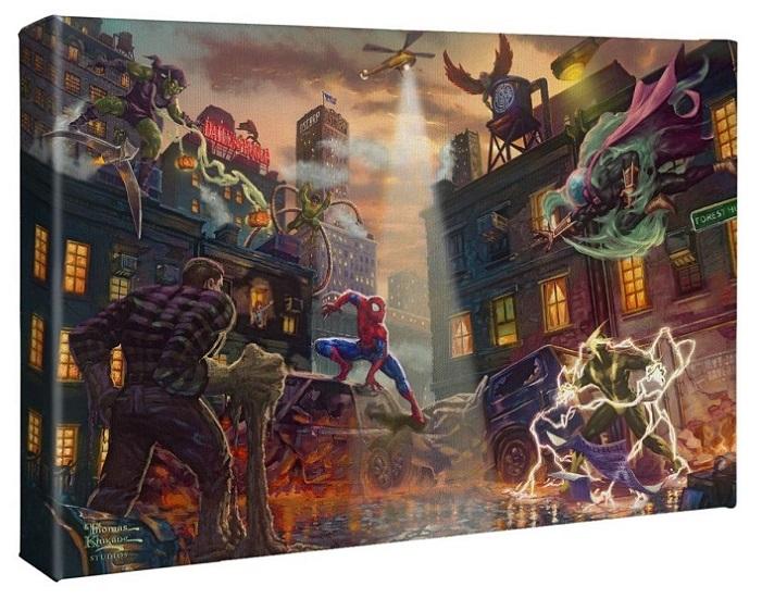 Marvel Comics Gallery Wraps