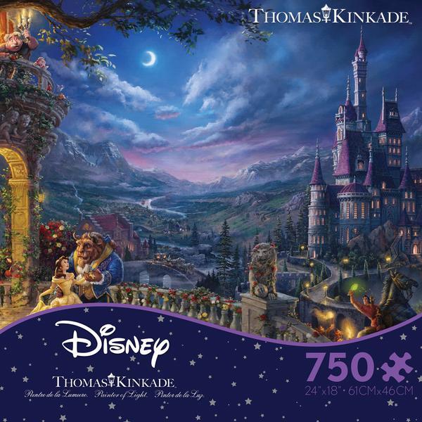 Disney Inspired Art Puzzles