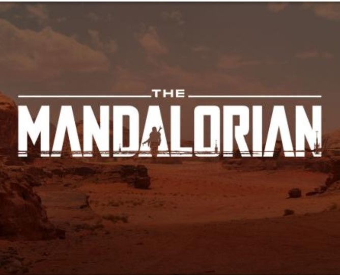 The Mandalorian Series Art