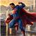 Superman Close Up