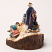 Back - Snow white Carved by Heart Figurine