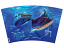 Guy Harvey Underwater Boat Wrap Image