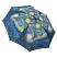 Top View: Van Gogh Starry Night Umbrella