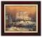 Classic Brandy Frame: Victorian Christmas II