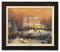 Classic Espresso Frame: Victorian Christmas II