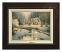 Classic Aged Bronze Frame: Deer Creek Cottage