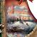 Artwork Closeup: Deck the Halls Santa
