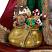 Toy Bag Closeup: Deck the Halls Santa