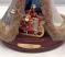 Sleigh Closeup: Jingle Bells Santa