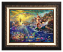 Classic Aged Bronze Frame: The Little Mermaid