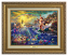 Classic Antique Gold Frame: The Little Mermaid