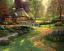 Thomas Kinkade Friendship Cottage Classic