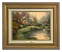 Classic Antique Gold Frame: Everett's Cottage