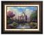 Classic Aged Bronze Frame: Cinderella Castle