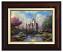 Classic Burl Frame: Cinderella Castle