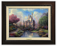 Classic Espresso Frame: Cinderella Castle
