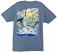 Back: Denim Island Marlin Guy Harvey T Shirt