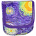 Van Gogh Starry Night Taxi Wallet Front