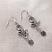 Jim Shore Rosemaling Earrings