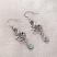 Back View of Earrings