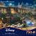 Thomas Kinkade Disney Cinderella Movie The Clock Strikes Midnight Puzzle