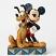 Disney Traditions Mickey & Pluto by Jim Shore