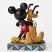 Rear View Mickey & Pluto