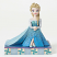 Front View Elsa Personality Pose