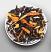 Peach Brulee' Tea Leaves