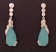 Modest Mermaid Sterling Silver Earrings