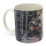 Thomas Kinkade Stonehearth Hutch Mug