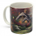 Thomas Kinkade Everett's Cottage Mug
