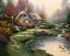 Everett's Cottage Mug Image