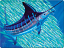 Guy Harvey Marlin Cutting Board