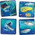 Guy Harvey Portraits of the Deep Coaster Set