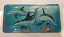 Guy Harvey Dolphins Auto Tag