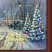 Tree Lights Closeup