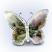 Thomas Kinkade Love Butterfly
