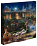 Cinderella Clock Strikes Midnight Canvas Wrap