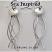Sterling Silver Jellyfish Earrings