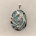Under the Sea, Seahorse Sterling Silver Charm
