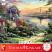 Thomas Kinkade New England Harbor Puzzle